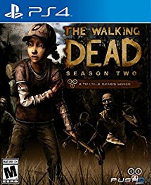 WALKING DEAD: SEASON TWO - PS4