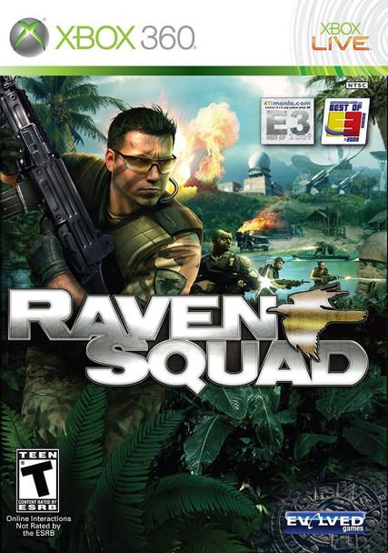 RAVEN SQUAD   - XBOX 360