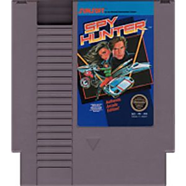 SPY HUNTER  - NES
