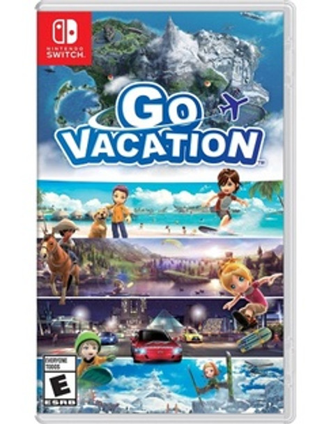 GO VACATION - SWITCH