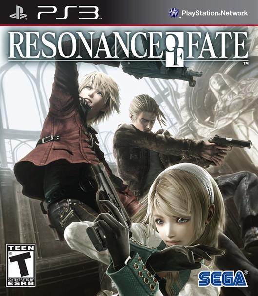 RESONANCE OF FATE  - PS3