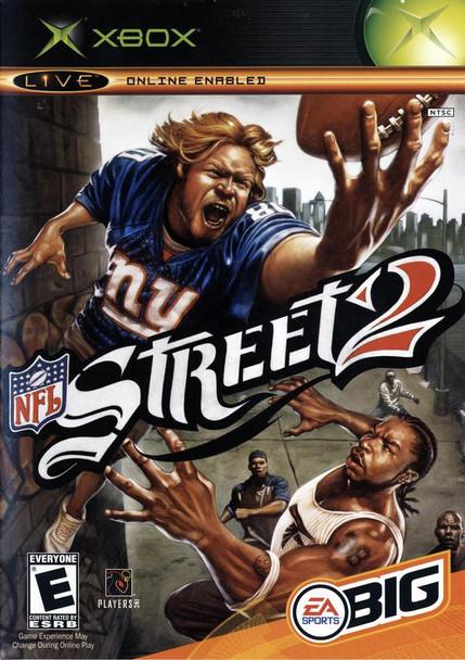 NFL STREET 2  - XBOX