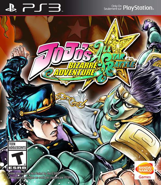 JoJos Bizarre Adventure: All Star Battle - PS3