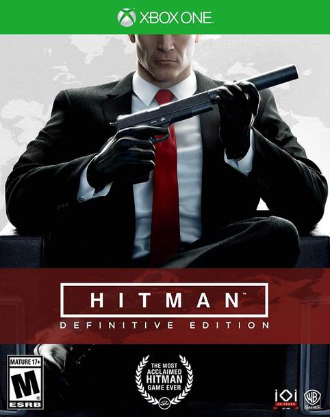 Hitman Definitive Edition - Xbox One