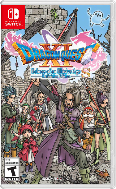 DRAGON QUEST XI S: ECHOES OF AN ELUSIVE AGE- Switch