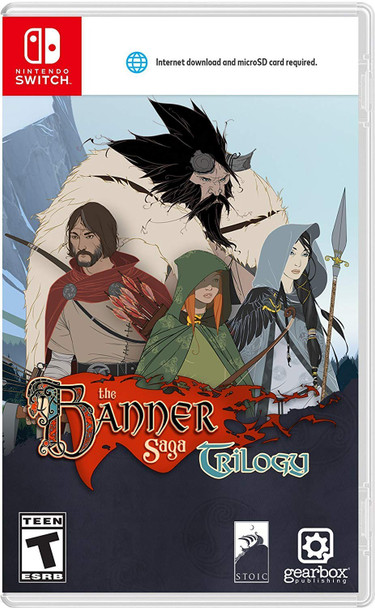 Banner Saga Trilogy - Switch