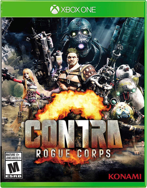 CONTRA:ROGUE CORPS - Xbox One
