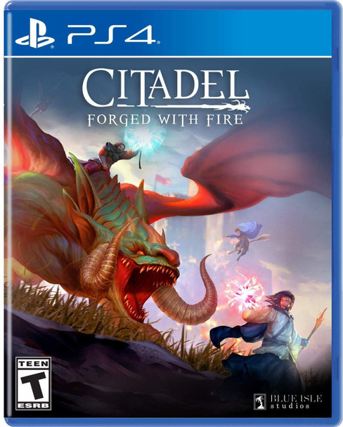 Citadel Forged With Fire - PS4