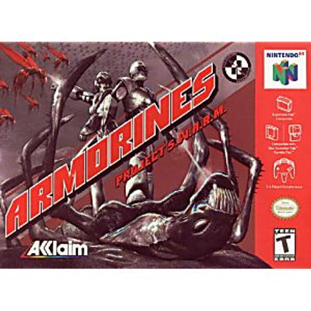 ARMORINES - N64