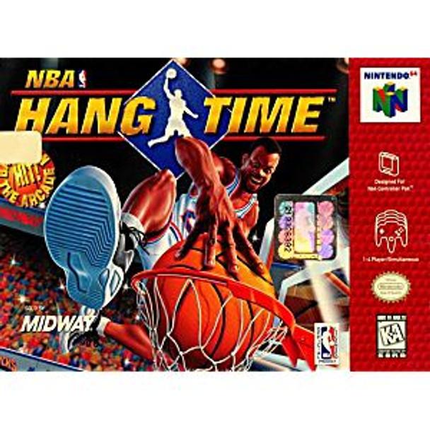NBA HANGTIME - N64