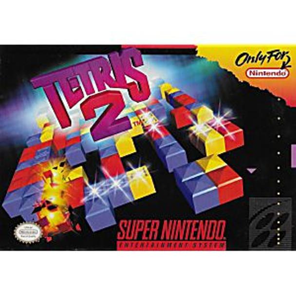 TETRIS 2 - SNES