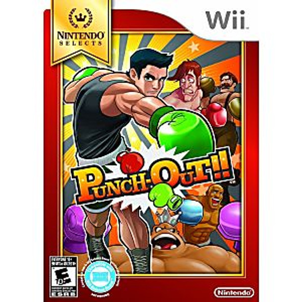 PUNCH-OUT: NINTENDO SELECTS - WII - 045496902636