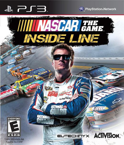 NASCAR THE GAME: INSIDE LINE - PS3