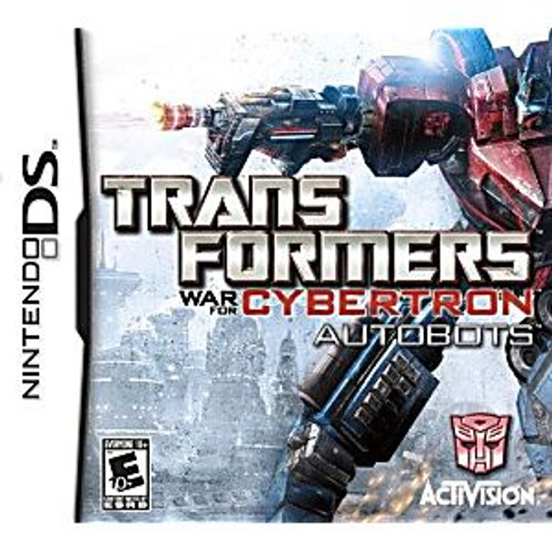 TRANSFORMERS: WAR FOR CYBERTRON AUTOBOTS