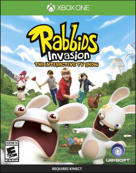 RABBIDS INVASION  - XBOX ONE