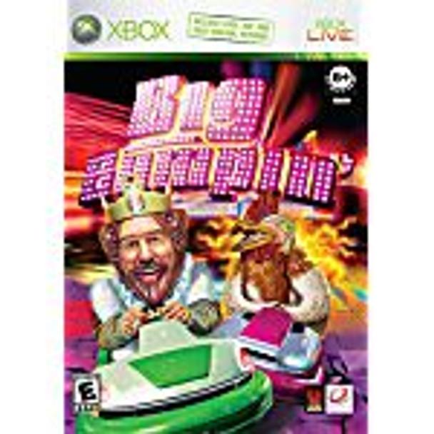 BIG BUMPIN BURGER KING  - XBOX 360