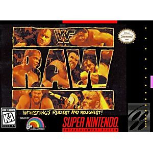 Wwf Raw Snes Monstergames