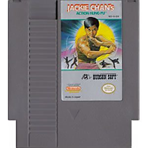 jackie chans action kung fu nes