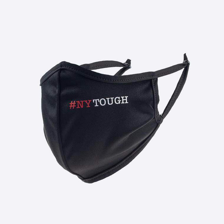 Mask, #NYTough, Black