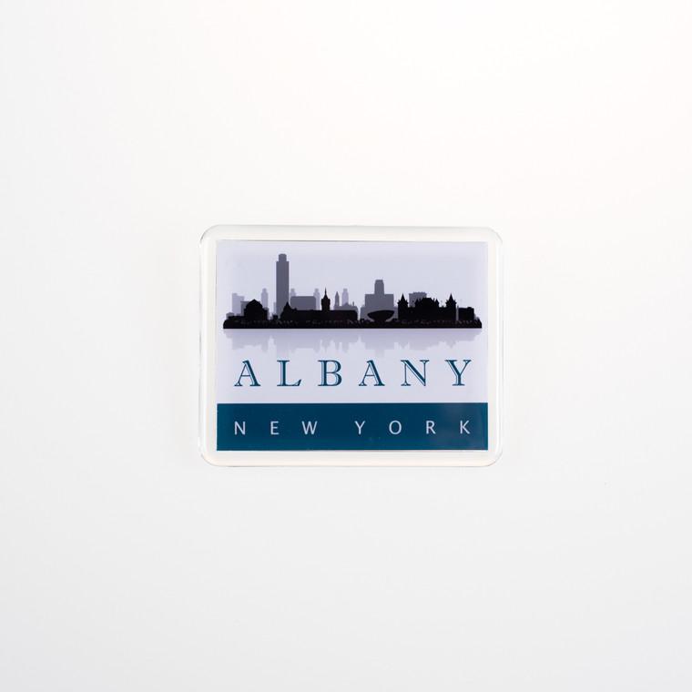 Magnet, Albany Skyline