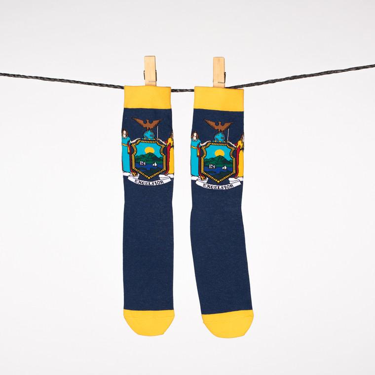 Socks, New York, Excelsior