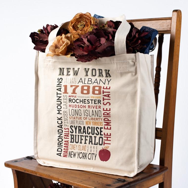 Tote Bag, Cities Of New York