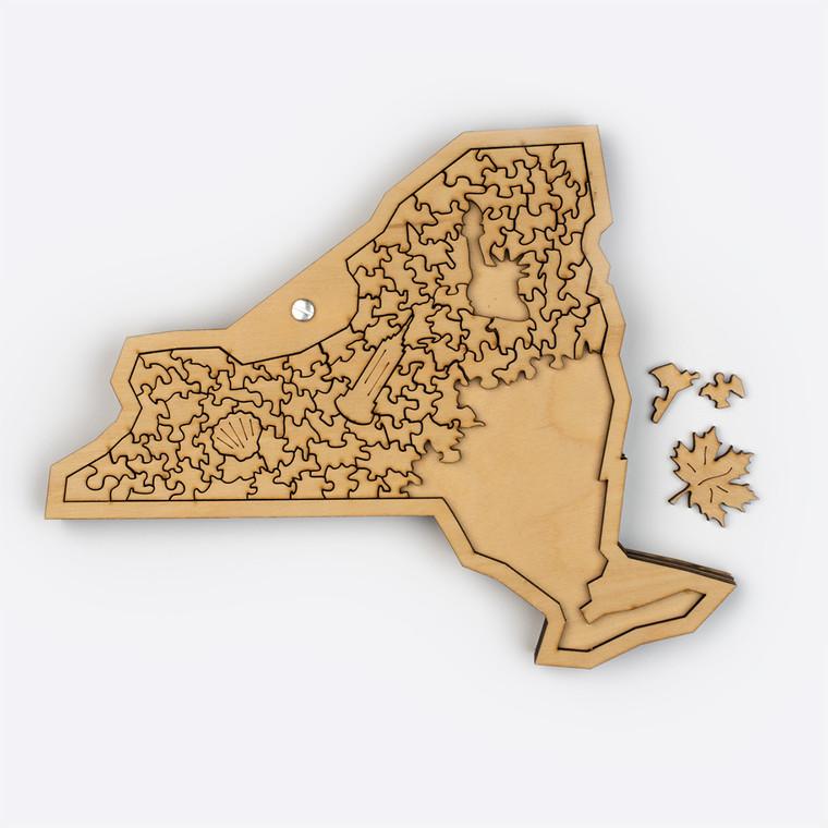 Puzzle Box, New York