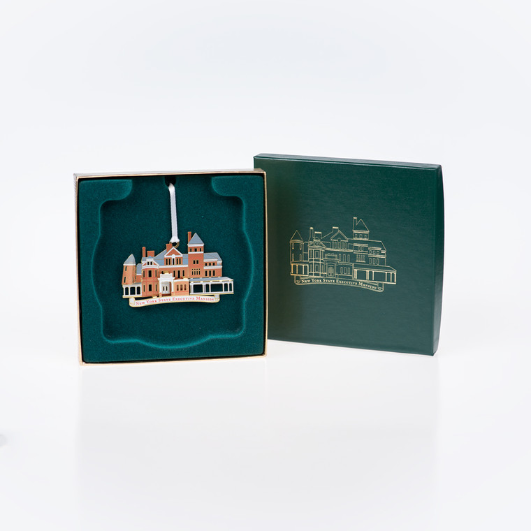 Ornament, NYS Executive Mansion, Gift Boxed