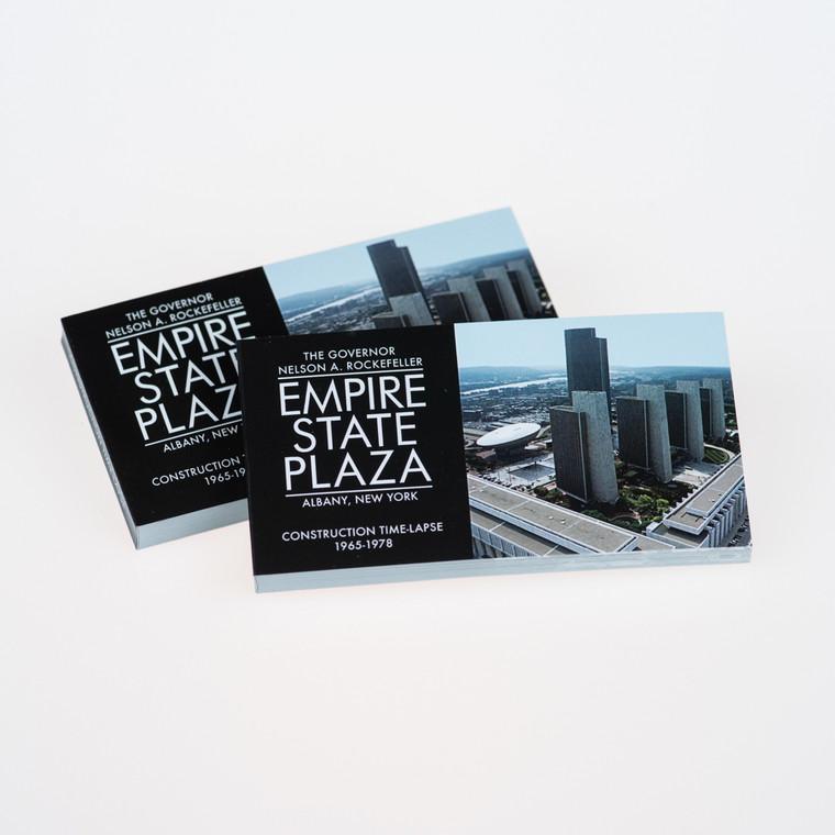 Flip Book, Empire State Plaza