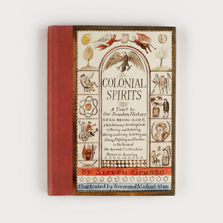 Book, Colonial Spirits