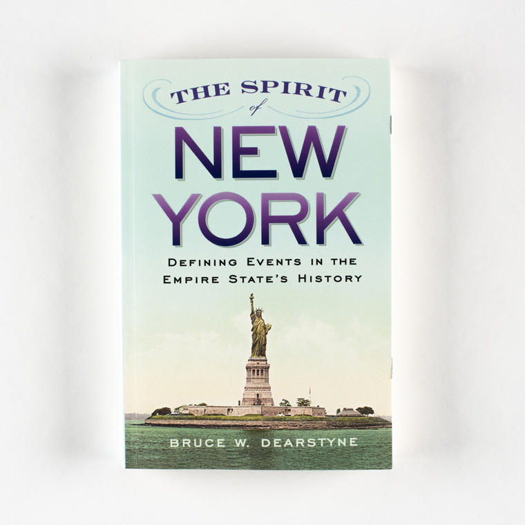 Book, The Spirit of New York