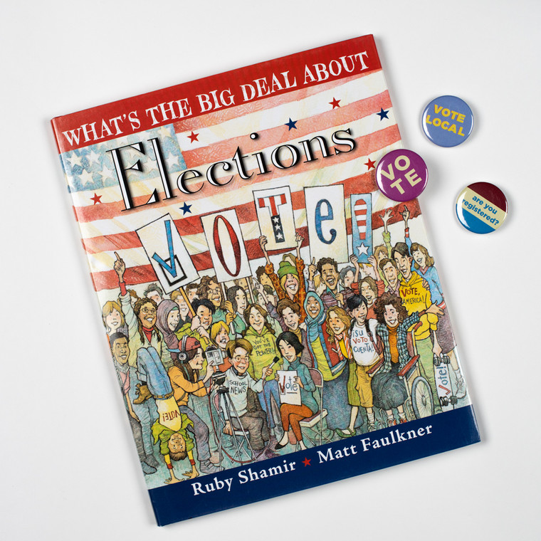 Book, What's The Big Deal About Elections