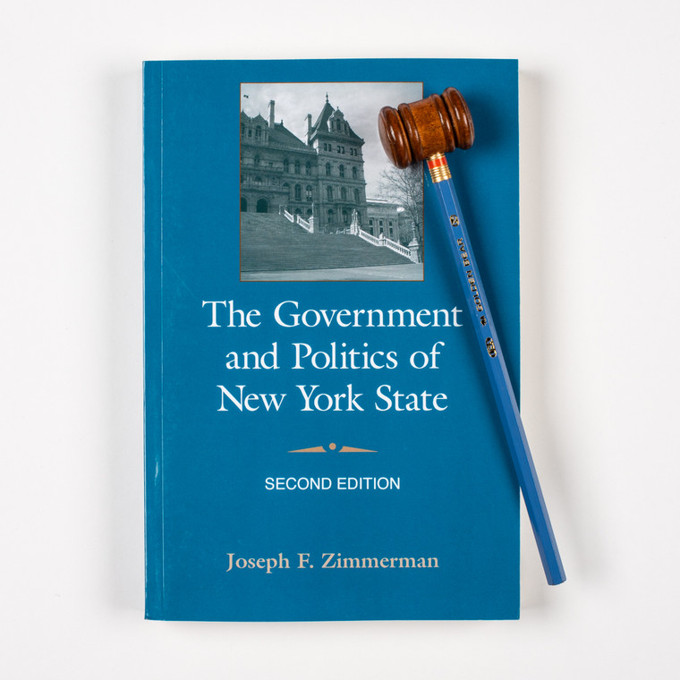 Book, The Government and Politics of New York State