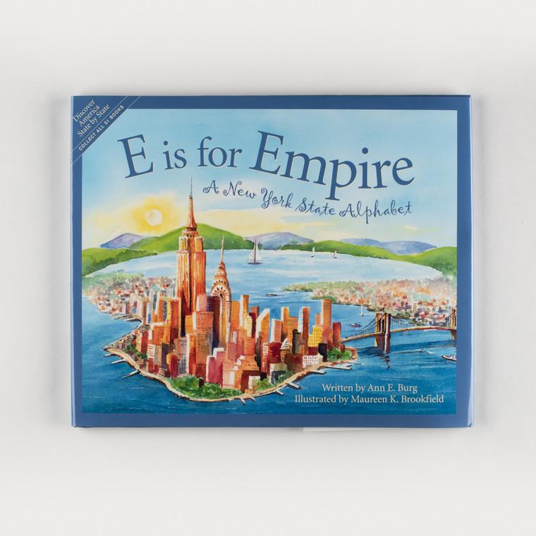 Book, E Is For Empire