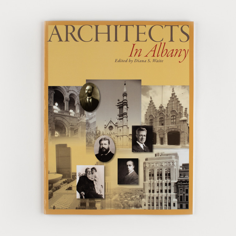 Book, Architects In Albany