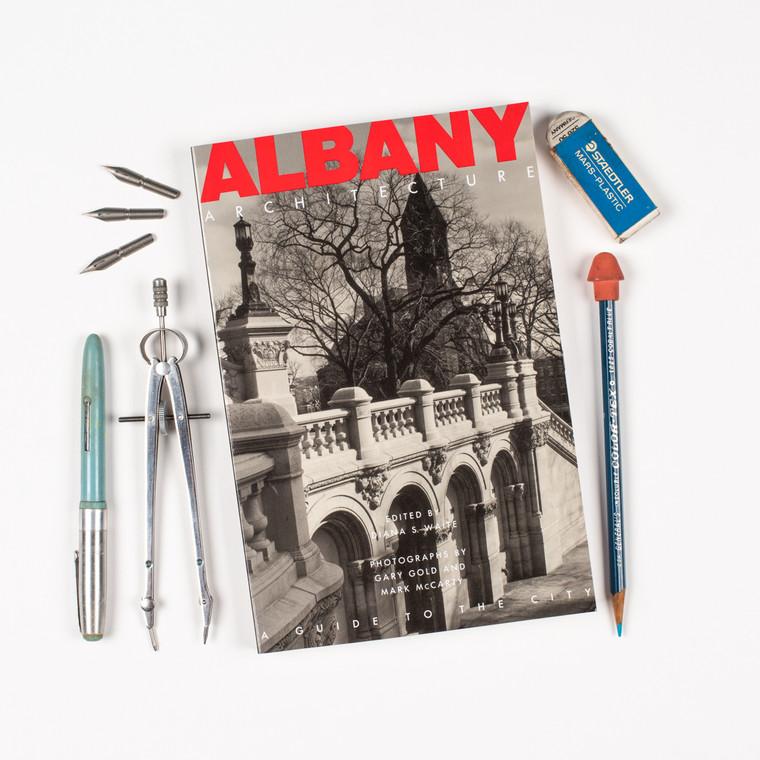 Book, Albany Architecture