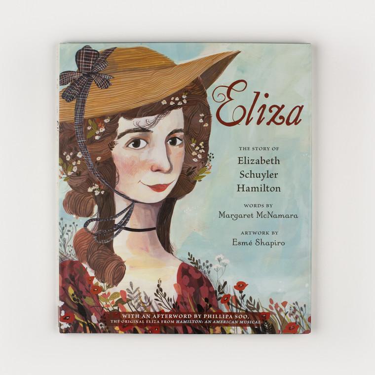 Book, Eliza Schuyler Hamilton