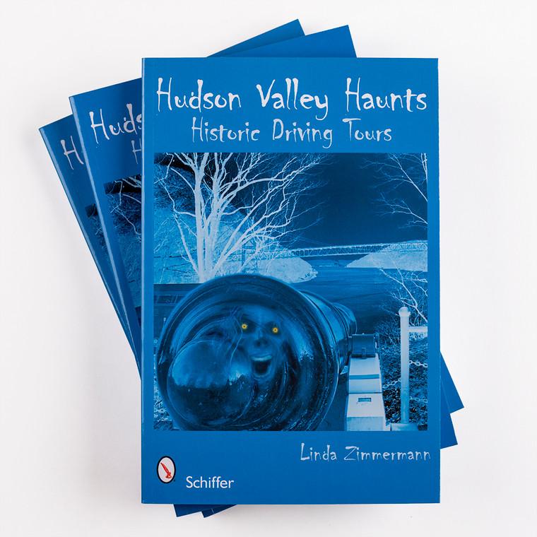 Book, Hudson Valley Haunts