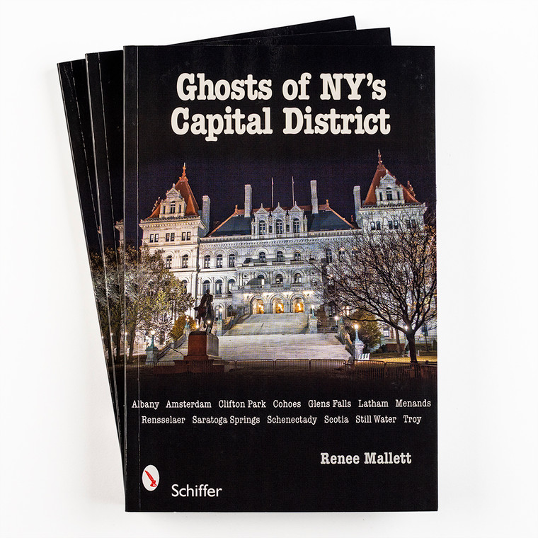 Book, Ghosts of NYs Capital District