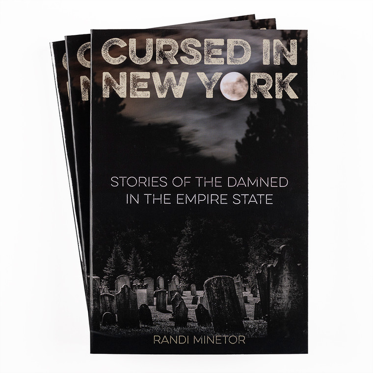 Book, Cursed in New York: Stories of the Damned in the Empire State