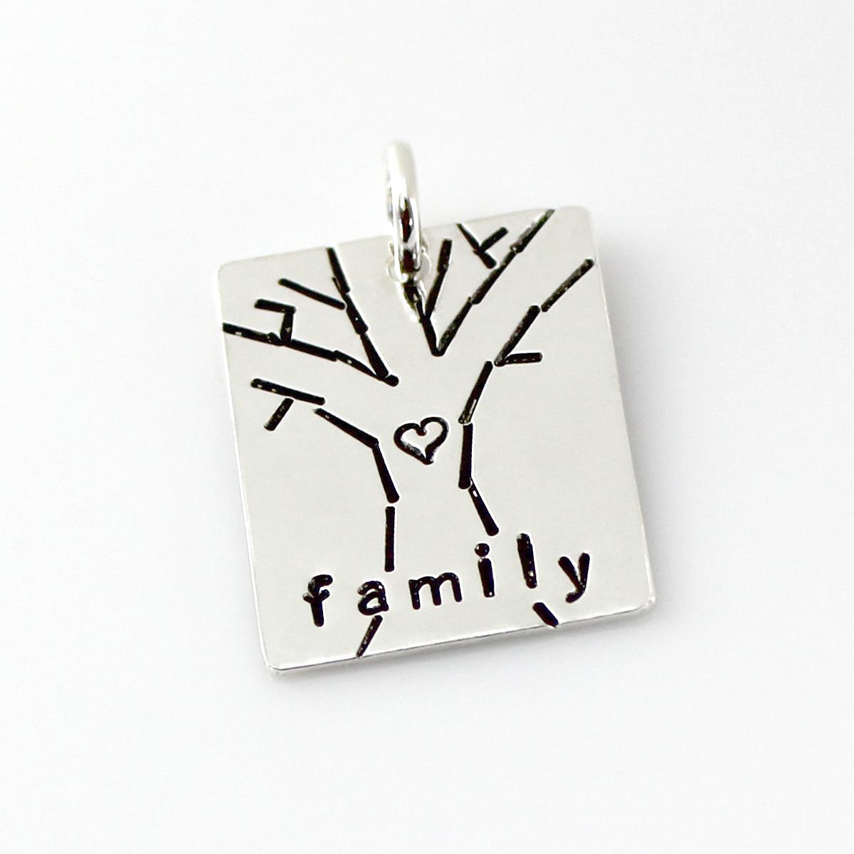 Add a Family Tree Charm