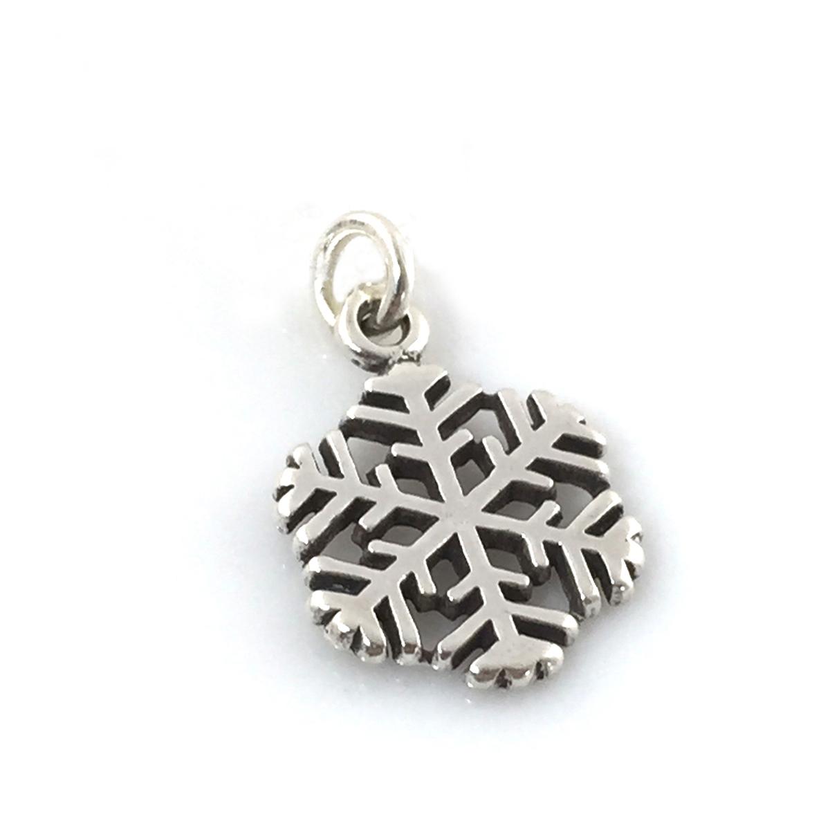 Add a Snowflake Charm