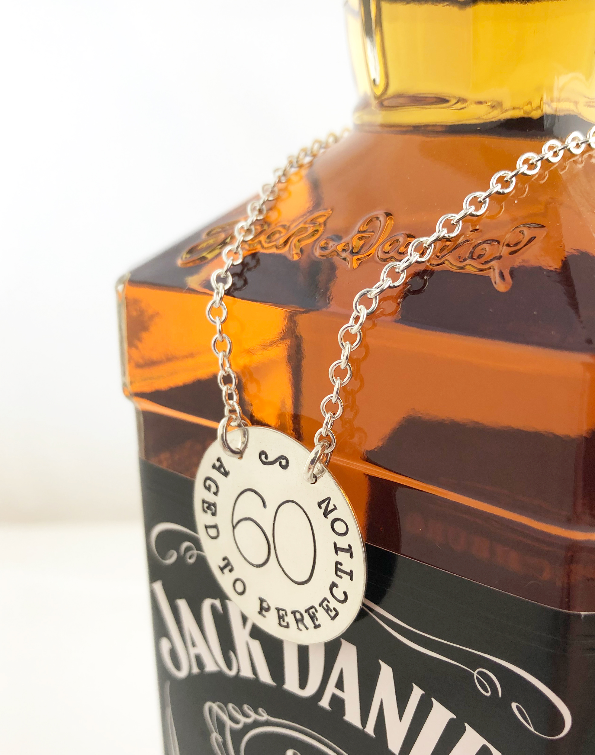 Personalized Decanter Label or Bottle Tag