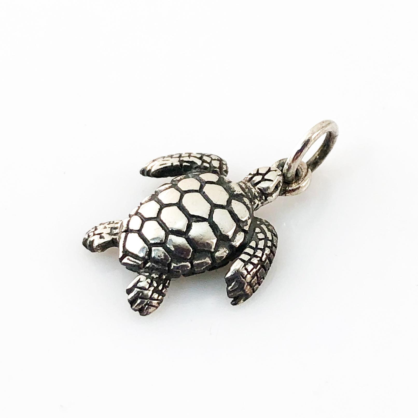 Add a Sea Turtle Charm