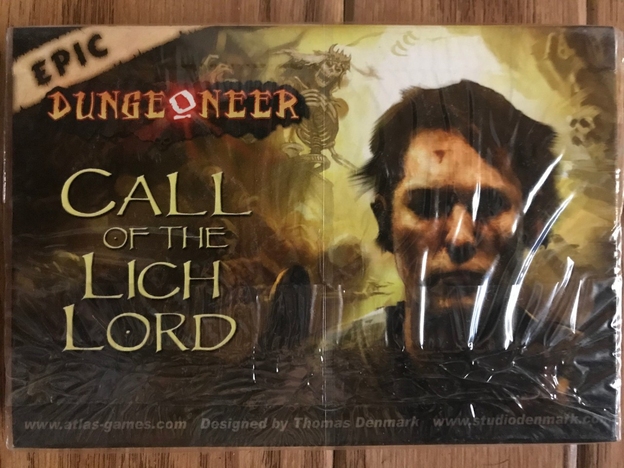 Dungeoneer Call of Lich Lord