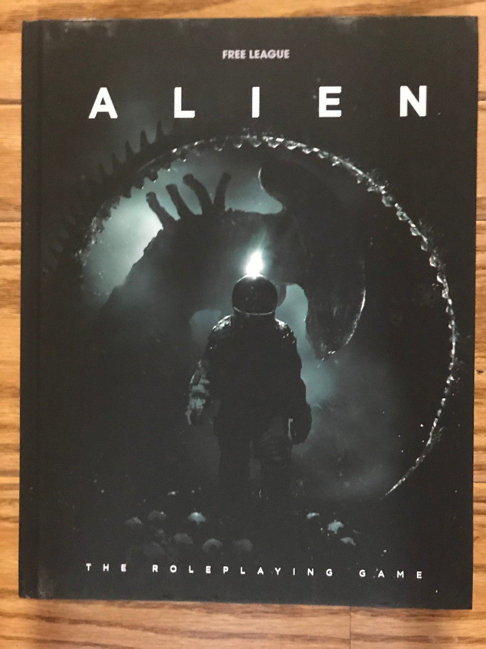 ALIEN RPG: Core Rulebook ADD'L ITEMS SHIP FREE