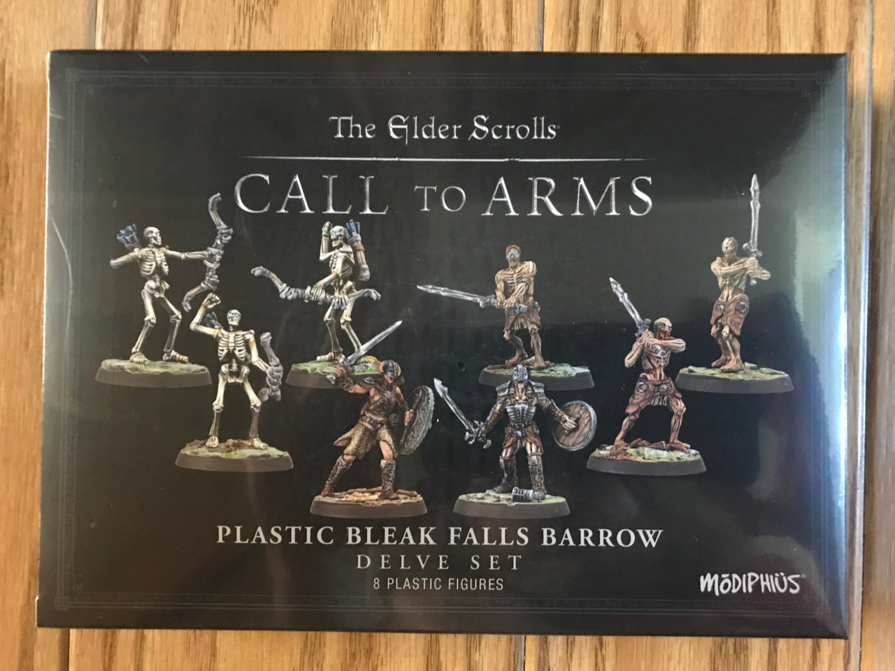 Elder Scrolls: Bleak Falls Barrow Delve Starter Set ADD'L ITEMS SHIP FREE