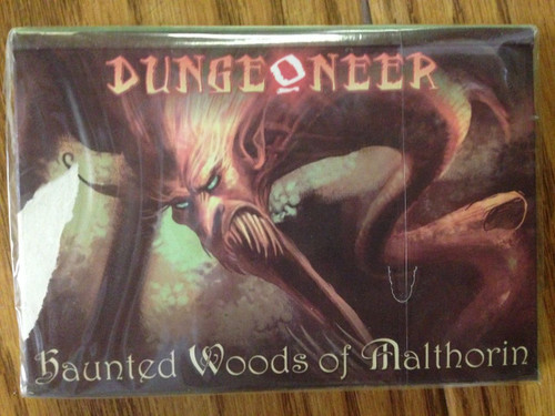 Dungeoneer Card Game: Haunted Woods of Malthorin (Reprint)