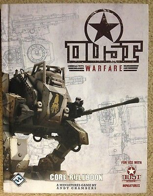Dust Warfare: Core Book