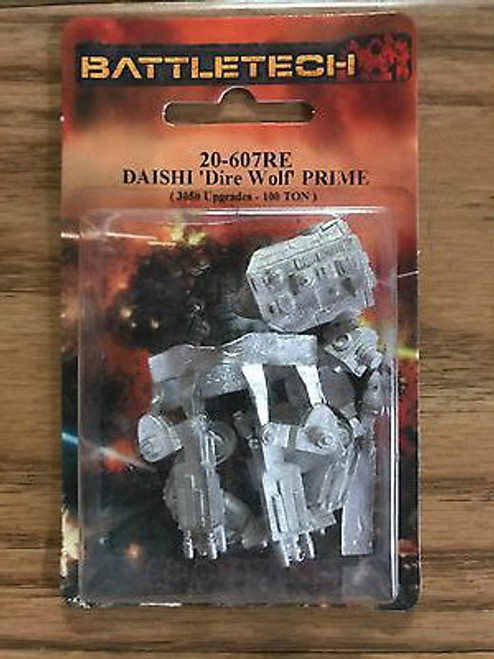 Battletech Daishi Mech Miniature 20-607RE ADD'L ITEMS SHIP FREE